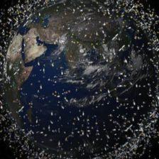 Vesmírny odpad okolo Zeme